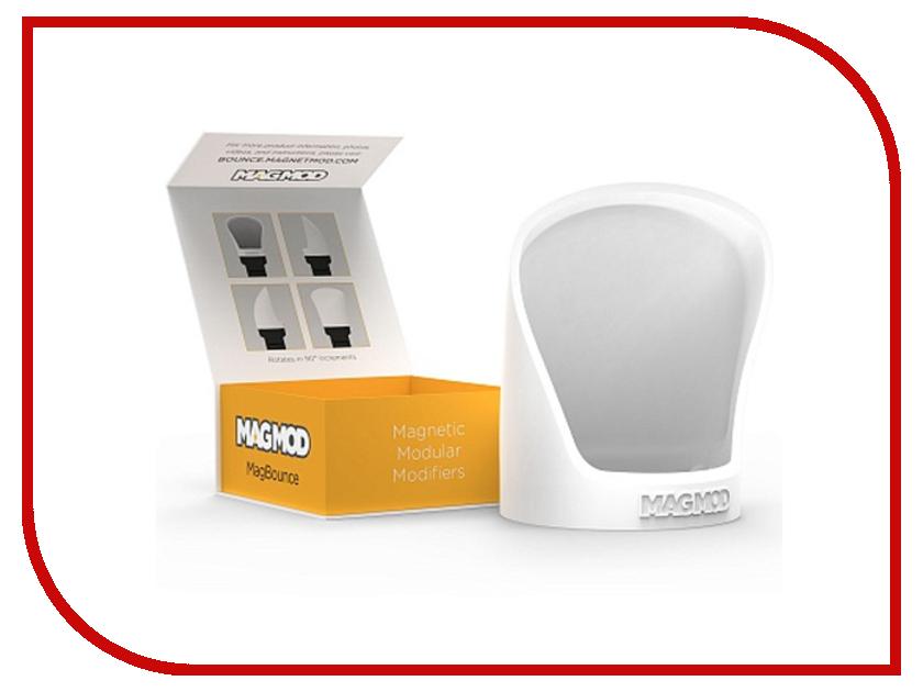 Отражатель для вспышки MagMod MagBounce MMBOUNCEO1 набор отражателей с насадками magmod starter flash kit mmstrkit01