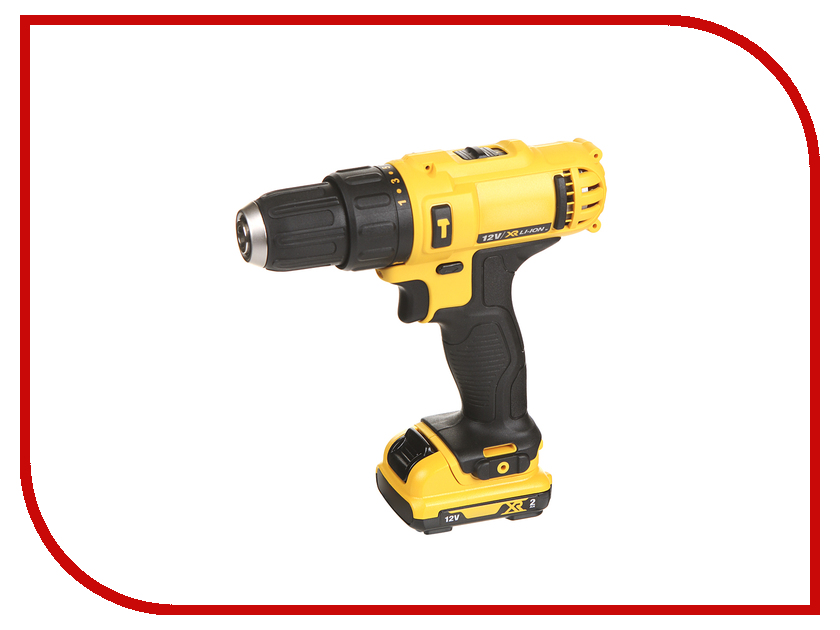Электроинструмент DeWalt DCD716D2-KS ks is lisu ks 225 13800 mah blue
