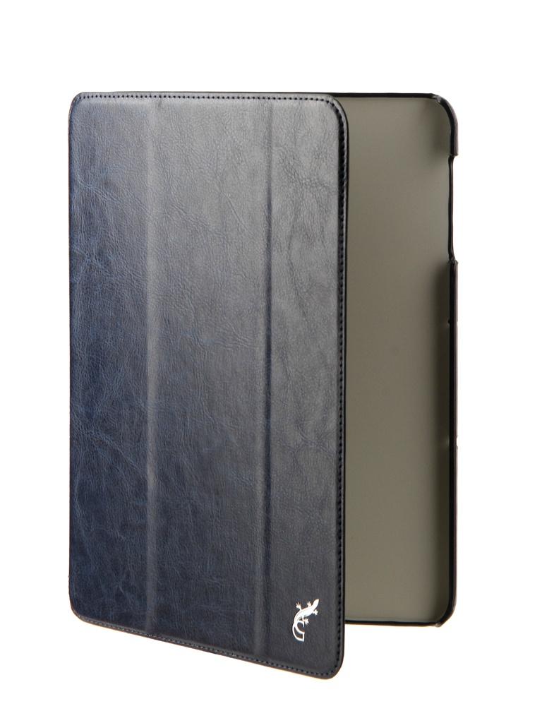 Аксессуар Чехол G-Case для Samsung Galaxy Tab S3 9.7 Slim Premium Dark Blue GG-852 аксессуар чехол флип micromax e313 canvas xpress 2 gecko white gg f mice313 wh