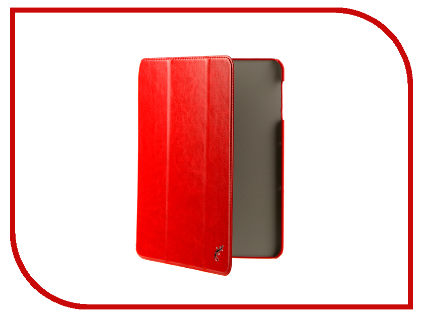 Аксессуар Чехол для Samsung Galaxy Tab S3 9.7 G-Case Slim Premium Red GG-853