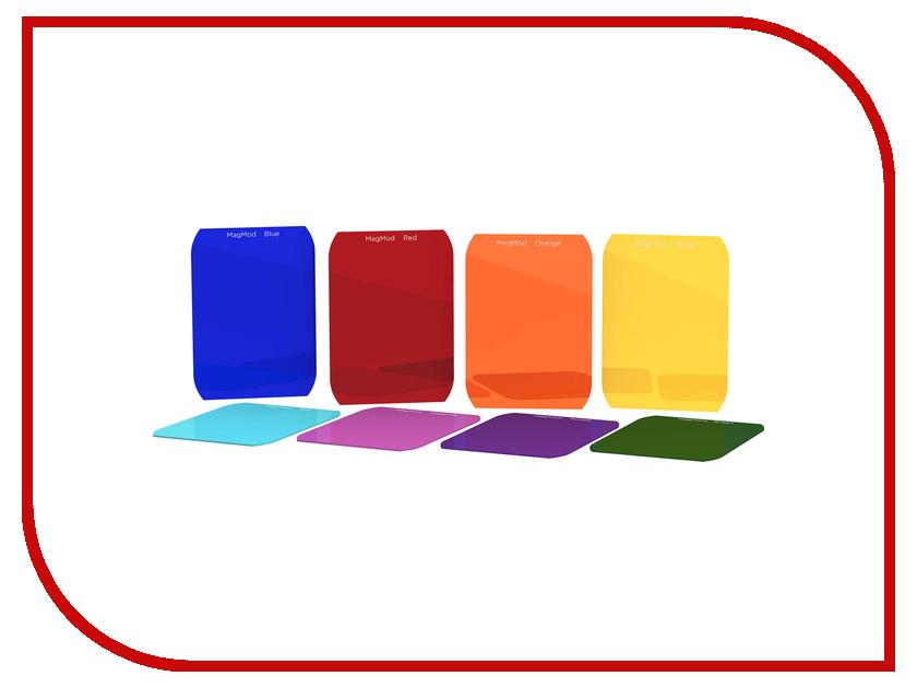 Zakazat.ru: Набор пластиковых фильтров MagMod Creative Gels