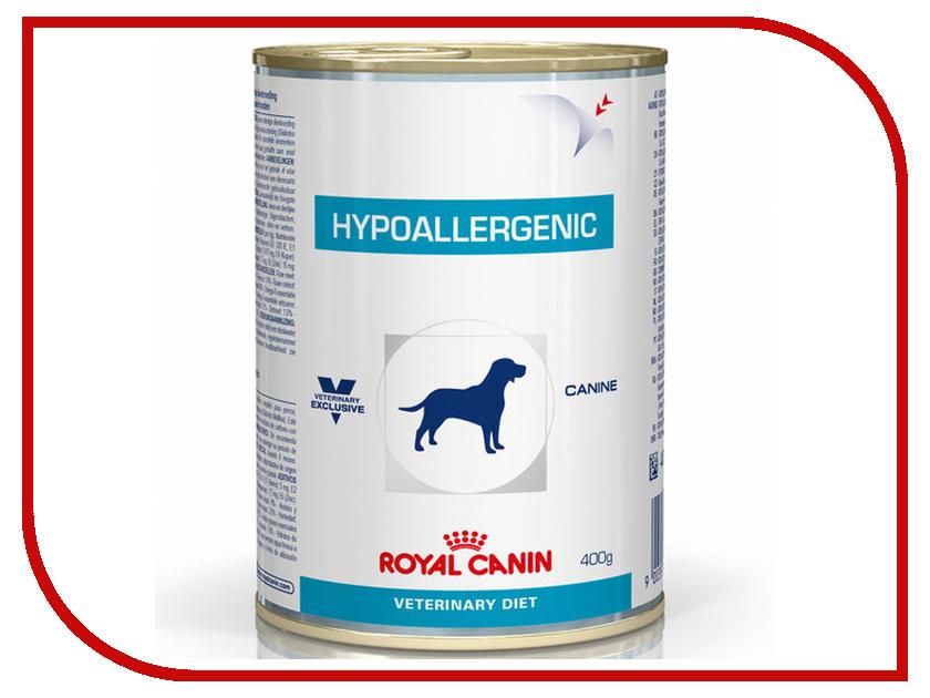 Корм royal canin гипоаллердженик канин