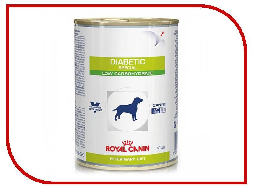 Корм ROYAL CANIN Vet Diabetic 390g для собак при сахарном диабете 651004 роял канин диабетик дс 46 консервы пауч для кошек при сахарном диабете royal canin diabetic feline ds 46 100 г