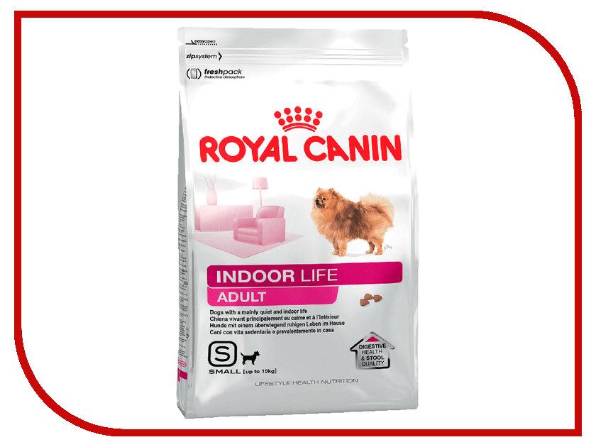 Корм ROYAL CANIN Adult Indoor life 500g 647005