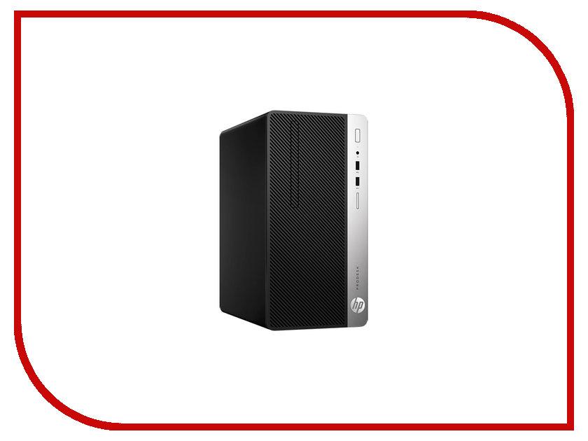 Настольный компьютер HP ProDesk 400 G4 Microtower 1JJ66EA (Intel Core i7-7700 3.6 GHz/8192Mb/1000Gb/DVD-RW/Intel HD Graphics/Windows 10 Pro 64-bit) hewlett packard hp лазерный мфу печать копирование сканирование