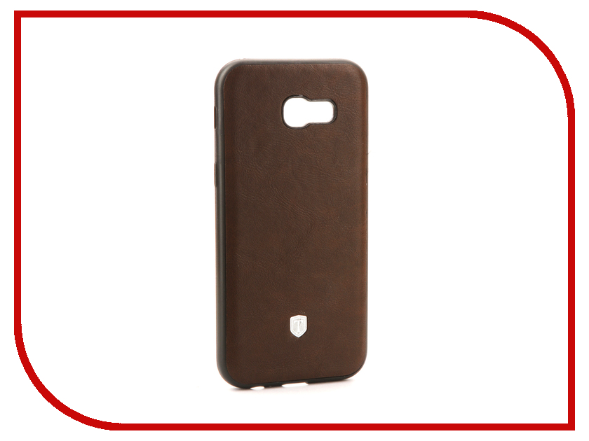 Аксессуар Чехол Samsung Galaxy A5 2017 SM-A520 Activ T Leather Brown 71572 аксессуар чехол samsung galaxy a3 2017 sm a320 activ t leather blue 71565