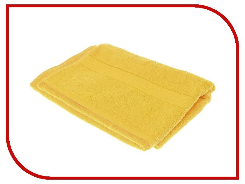 Полотенце Aisha Home 50x90 Yellow УзТ-ПМ-112-08-21 полотенца банные aisha махровое полотенце персик 50 90 100% хлопок узт пм 112 08 24