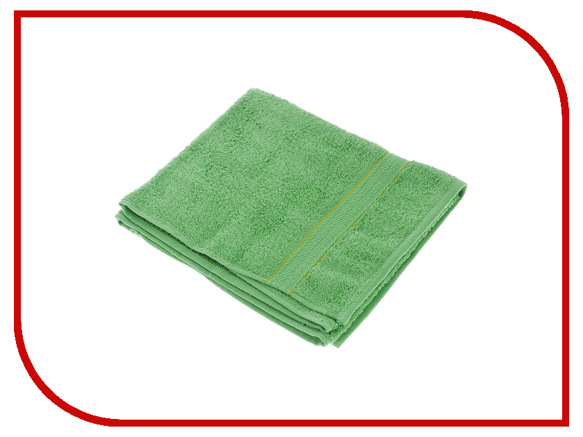Полотенце Aisha Home 50x90 Green УзТ-ПМ-112-08-08 полотенца банные aisha махровое полотенце персик 50 90 100% хлопок узт пм 112 08 24