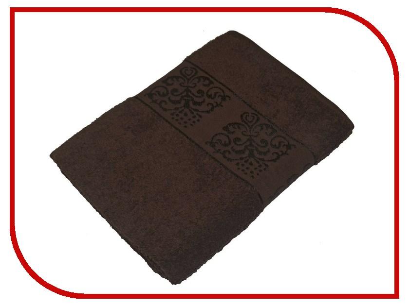 Полотенце Aisha Home УП-001-18 50x85 Dark Coffee