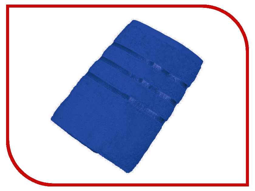 Полотенце Aisha Home 50x85 Dark Blue УП-001-06