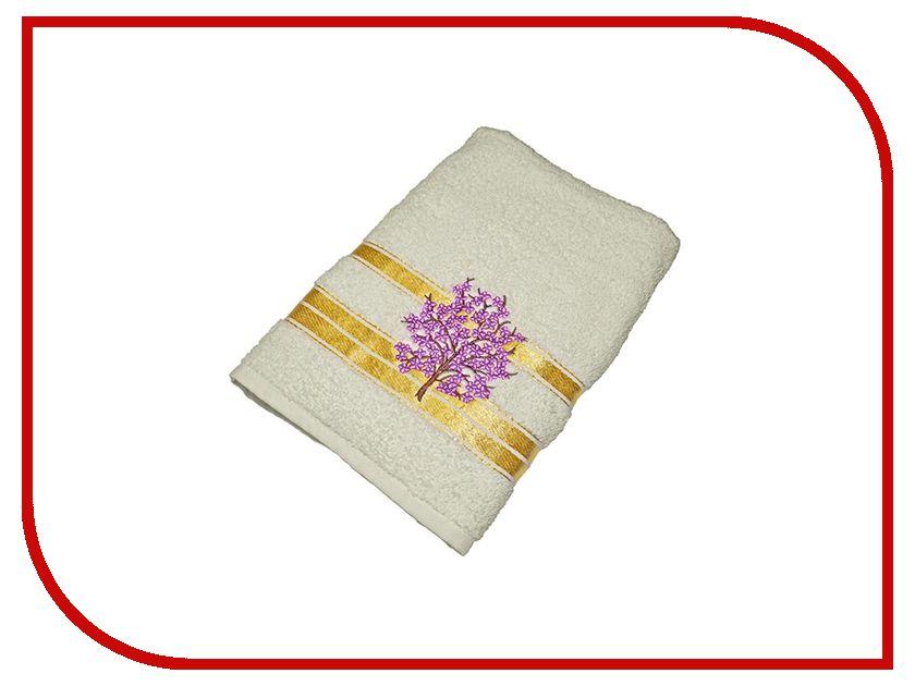 Полотенце Aisha Home 50x90 Cream УП-003-02
