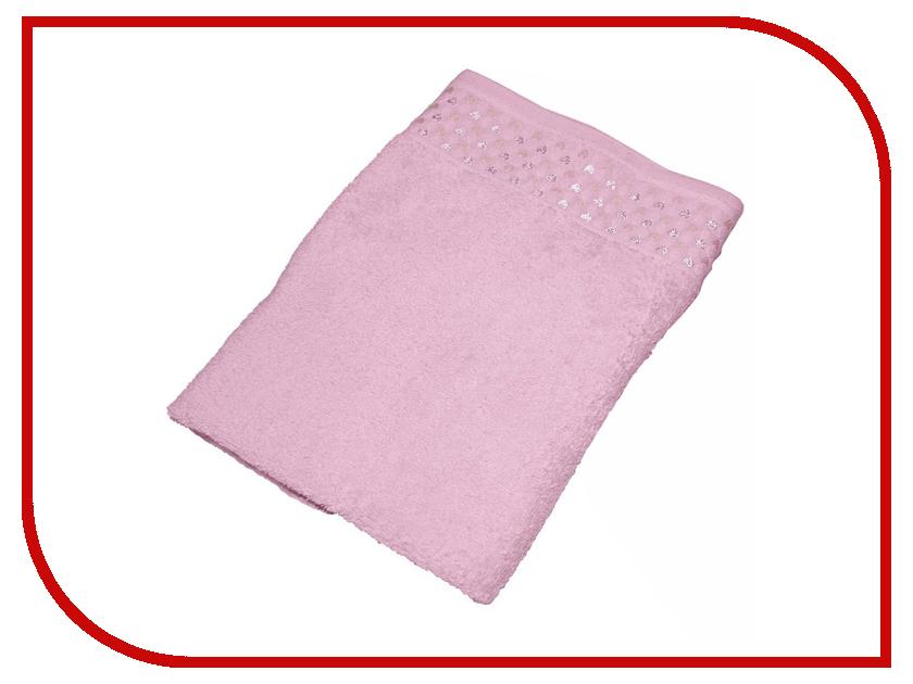 Полотенце Aisha Home 50x90 Pink УП-007-04 полотенце aisha home 50x90 70x140 3шт blue унп 018 05 3