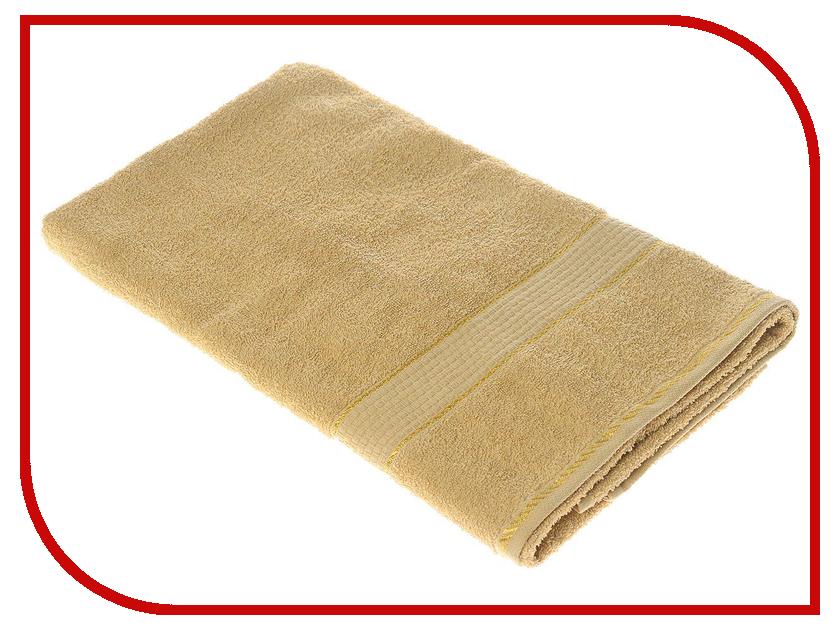 Полотенце Aisha Home 70x140 Beige УзТ-ПМ-114-08-03 полотенца банные aisha махровое полотенце персик 50 90 100% хлопок узт пм 112 08 24