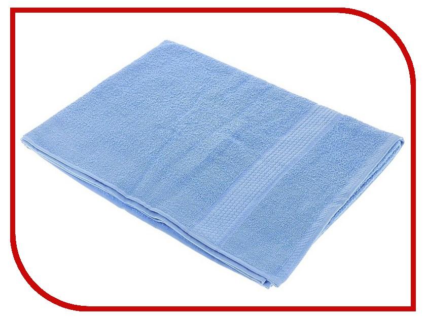 Полотенце Aisha Home 70x140 Blue УзТ-ПМ-114-08-06 полотенца банные aisha махровое полотенце персик 50 90 100% хлопок узт пм 112 08 24