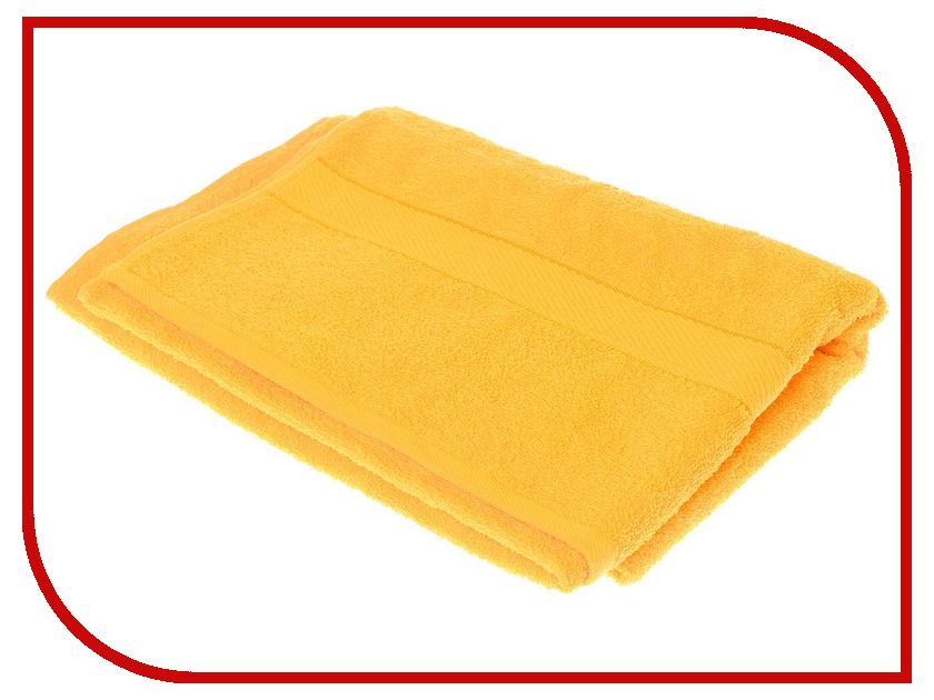 Полотенце Aisha Home 70x140 Yellow УзТ-ПМ-114-08-21 полотенца банные aisha махровое полотенце персик 50 90 100% хлопок узт пм 112 08 24