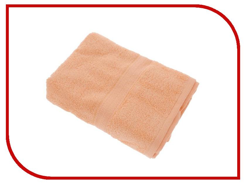 Полотенце Aisha Home 70x140 Peach УзТ-ПМ-114-08-24 полотенца банные aisha махровое полотенце персик 50 90 100% хлопок узт пм 112 08 24