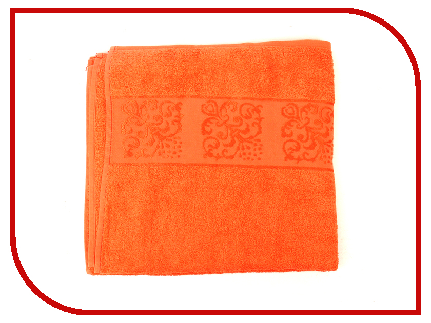 Полотенце Aisha Home 70x135 Coral УП-002-14