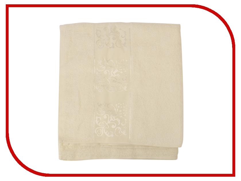 Полотенце Aisha Home 70x135 Cream УП-002-17