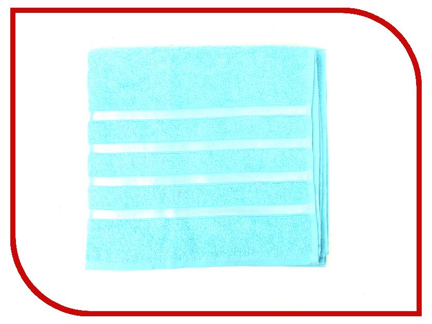 Полотенце Aisha Home 70x135 Light Blue УП-002-09