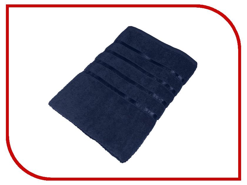 Полотенце Aisha Home УП-002-06 70x135 Dark Blue