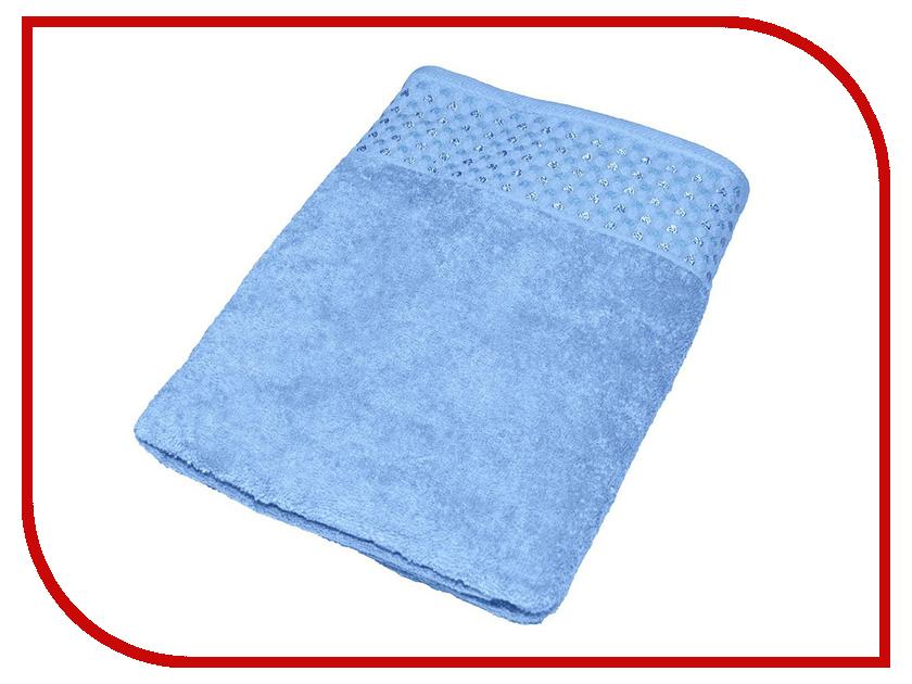 Полотенце Aisha Home УП-008-03 70x140 Blue