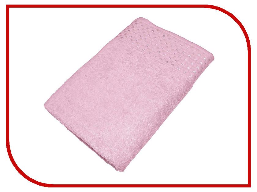 Полотенце Aisha Home УП-008-04 70x140 Pink