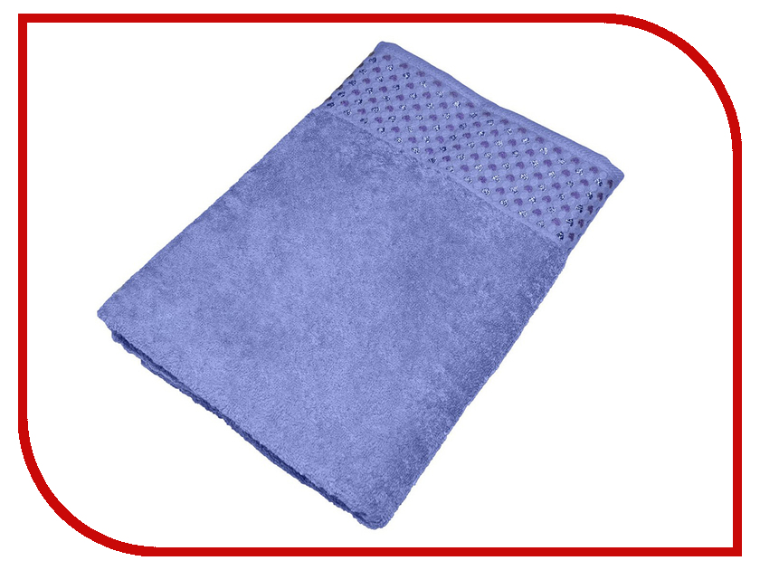 Полотенце Aisha Home УП-008-05 70x140 Lilac
