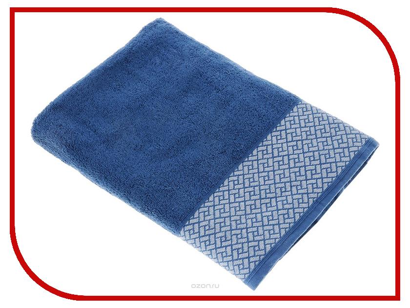 Полотенце Aisha Home УП-010-04 70x140 Blue