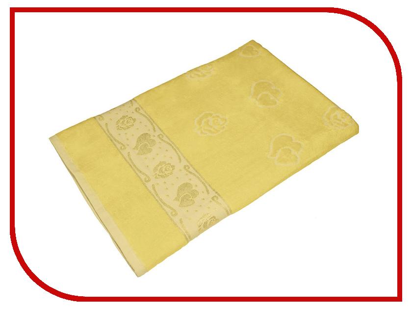 Полотенце Aisha Home 100x150 Yellow УП-017-03