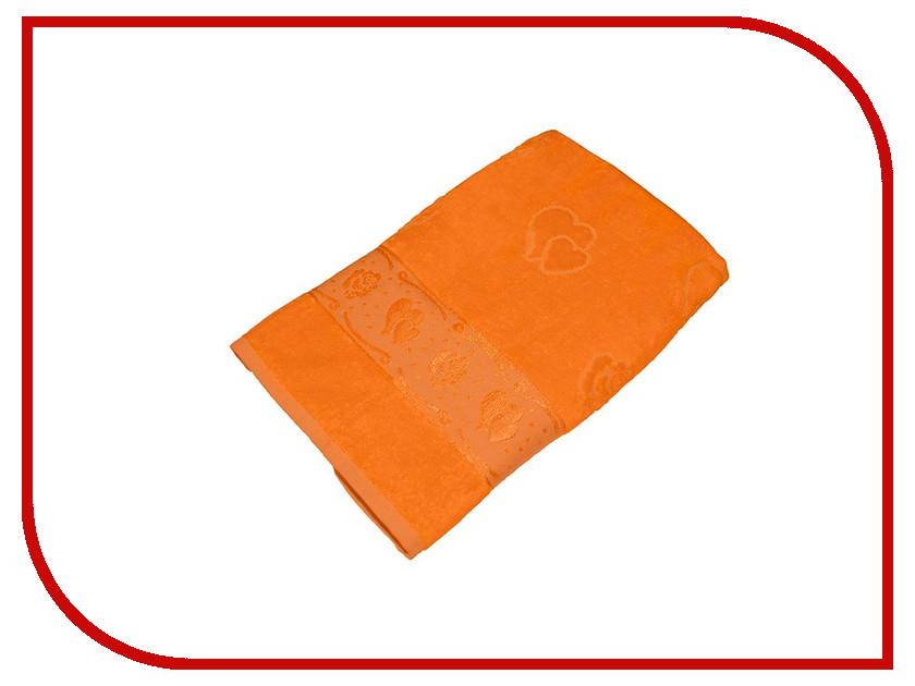 Полотенце Aisha Home 100x150 Orange УП-017-04