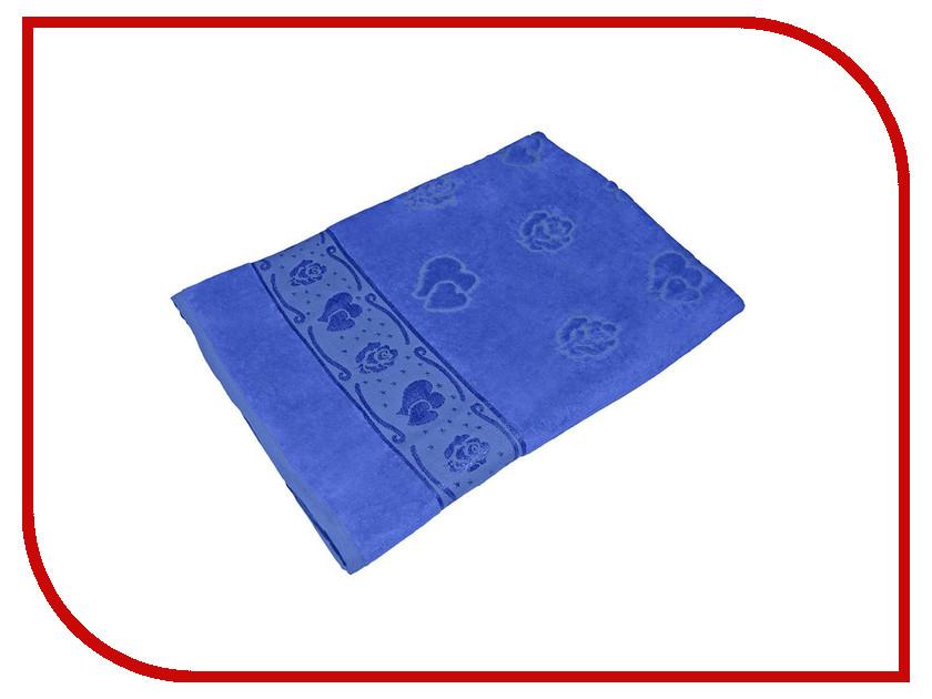 Полотенце Aisha Home 100x150 Blue УП-017-05