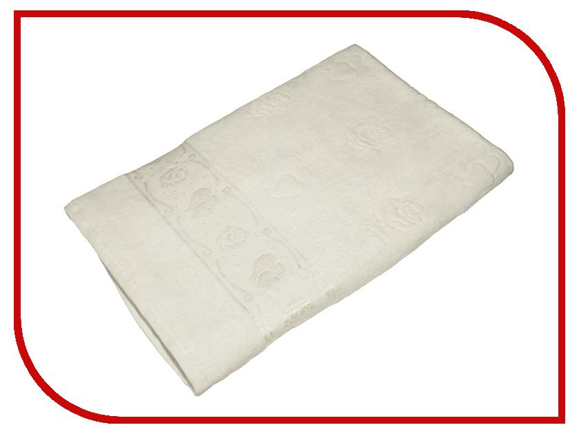 Полотенце Aisha Home 50x90 Cream УП-015-01