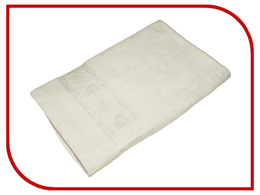 Полотенце Aisha Home 70x140 Cream УП-016-01