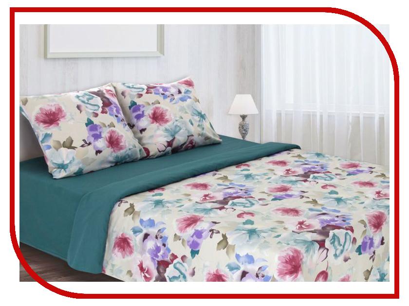 Постельное белье Этель Соната Комплект 2 спальный Мако-Сатин 1157168 постельное белье этель калейдоскоп комплект 1 5 спальный мако сатин 2346502