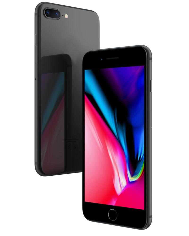 цена на Сотовый телефон APPLE iPhone 8 Plus - 64Gb Space Gray MQ8L2RU/A Выгодный набор + серт. 200Р!!!