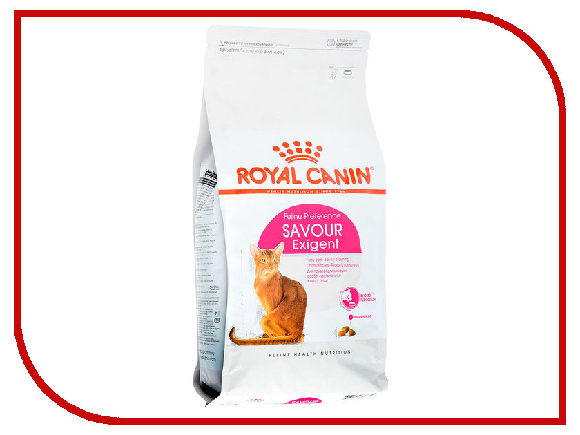 Корм ROYAL CANIN Exigent 35/30 400g для очень привередливых кошек 682004/682104 royal canin royal canin exigent protein preference