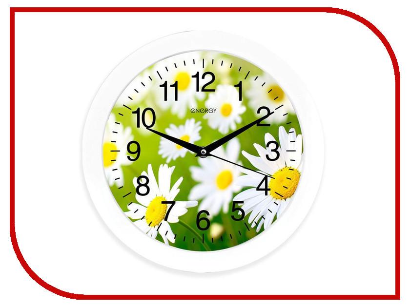 Часы Energy EC-98 ромашки