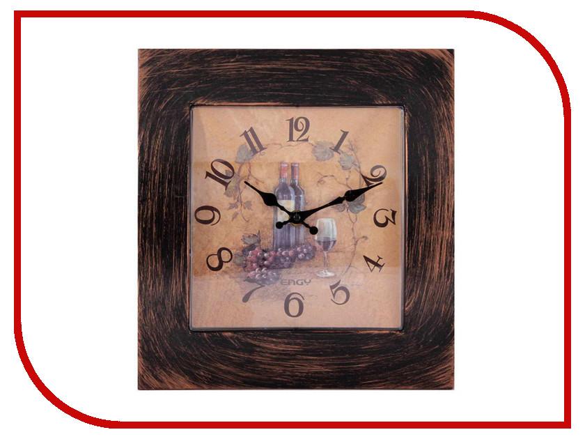 Часы Energy EC-20 Квадратные energy
