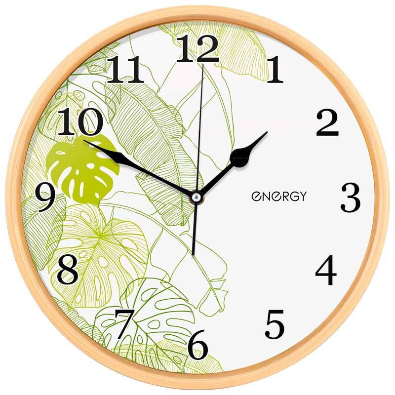 Часы Energy EC-108 Круглые