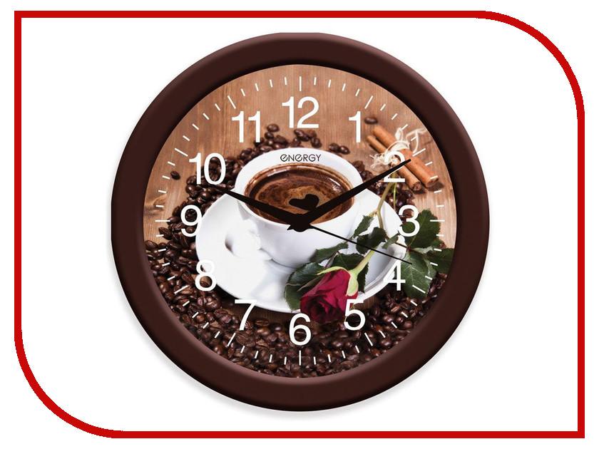 Часы Energy EC-101 кофе chdhc 101