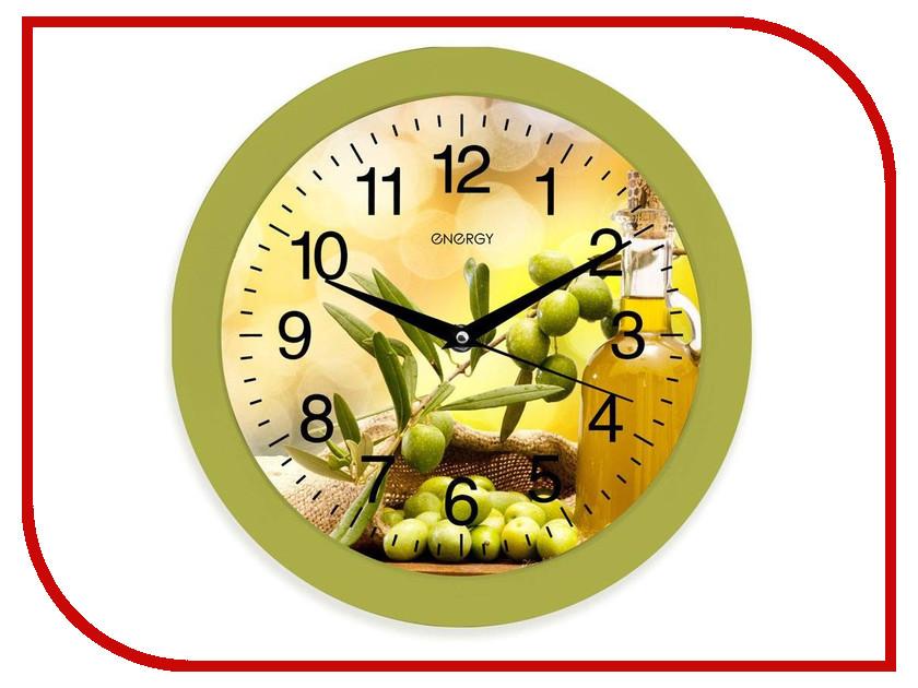 Часы Energy EC-100 оливки