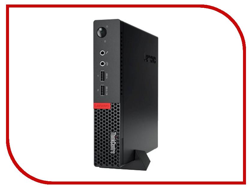 Настольный компьютер Lenovo ThinkCentre Tiny M710q 10MR002ARU (Intel Core i3-7100T 3.4 GHz/8192Mb/256Gb SSD/no DVD/Intel HD Graphics/Wi-Fi/Bluetooth/Gigabit Ethernet/Windows 10 Pro) цена 2017