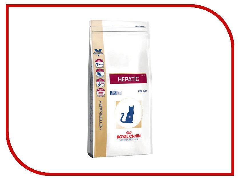 Корм ROYAL CANIN Hepatic HF 26 500g для кошек с заболеваниями печени 737105/737005