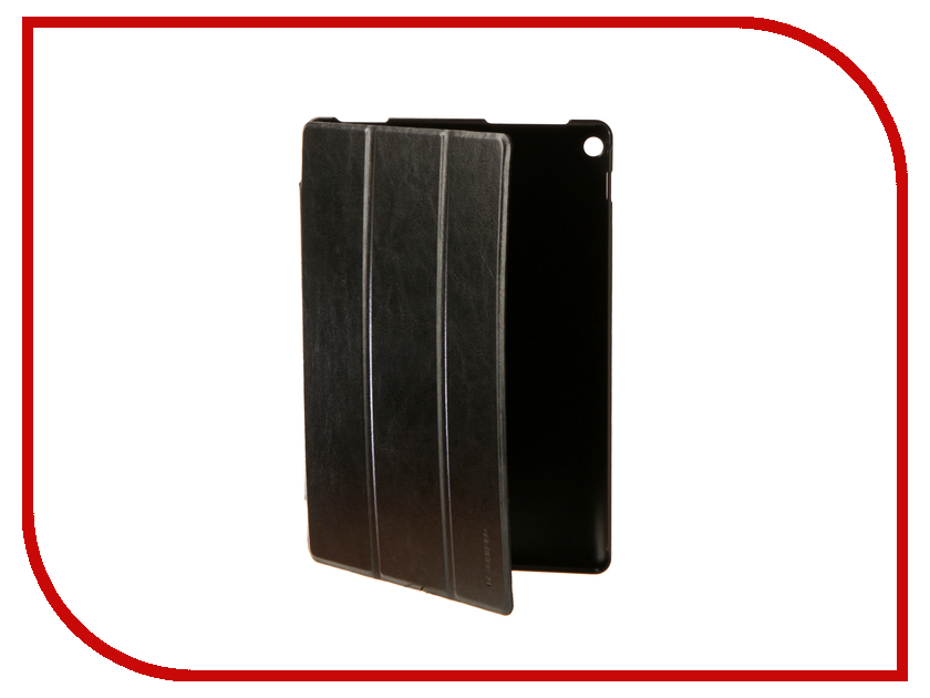 Аксессуар Чехол ASUS ZenPad 10.1 Z301ML IT Baggage Black ITASZP305-1 it baggage чехол для asus memo pad 10 1 me102a pink