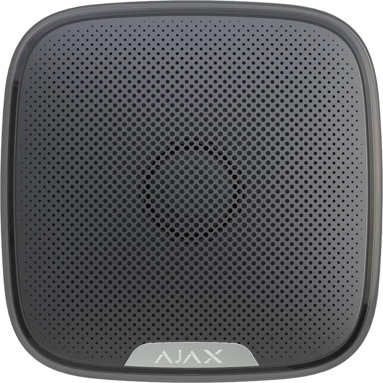 Сирена Ajax StreetSiren Black 7661.07.BL1