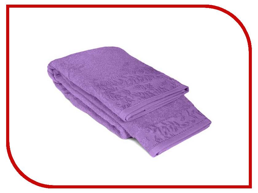 Полотенце Tet-A-Tet 50x90 Lilac Т-МП-7185-01-05