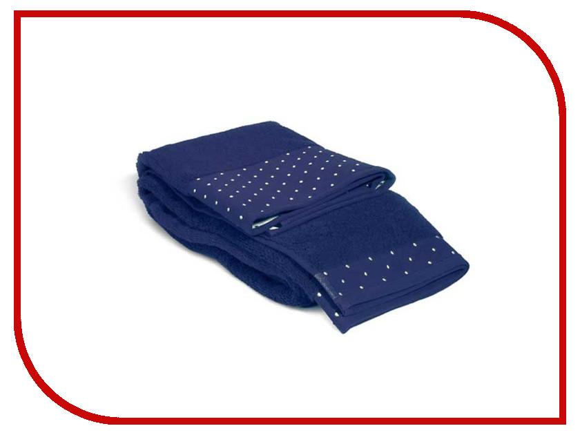 Полотенце Tet-A-Tet 50x90 Dark Blue Т-МП-7451-01-19