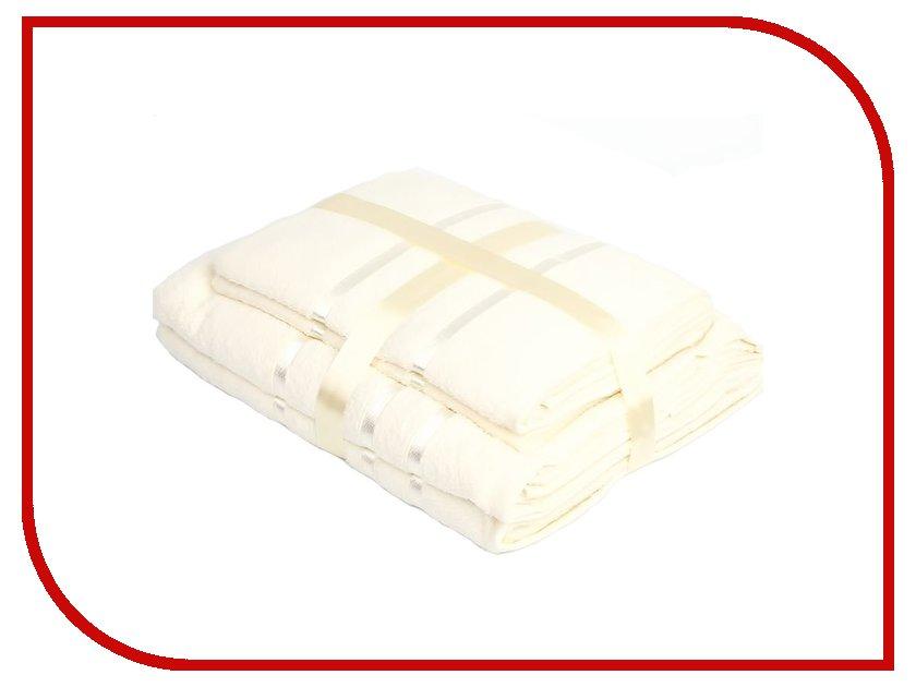 Полотенце Aisha Home Краски лета 50x85/70x135cm Cream 4шт НП-005 полотенце aisha home 50x85 70x135 2шт pink pearl нмп 026к