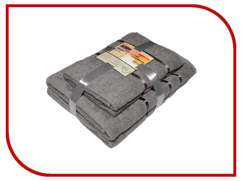Полотенце Aisha Home 50x85/70x135 Grey 4шт НП-008 нп 1216 9э elitech