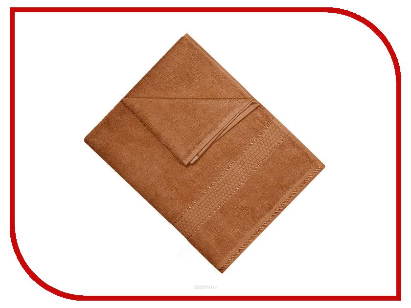 Полотенце Aisha Home 70x140 Coffee УзТ-ПМ-114-08-23 полотенца банные aisha махровое полотенце персик 50 90 100% хлопок узт пм 112 08 24